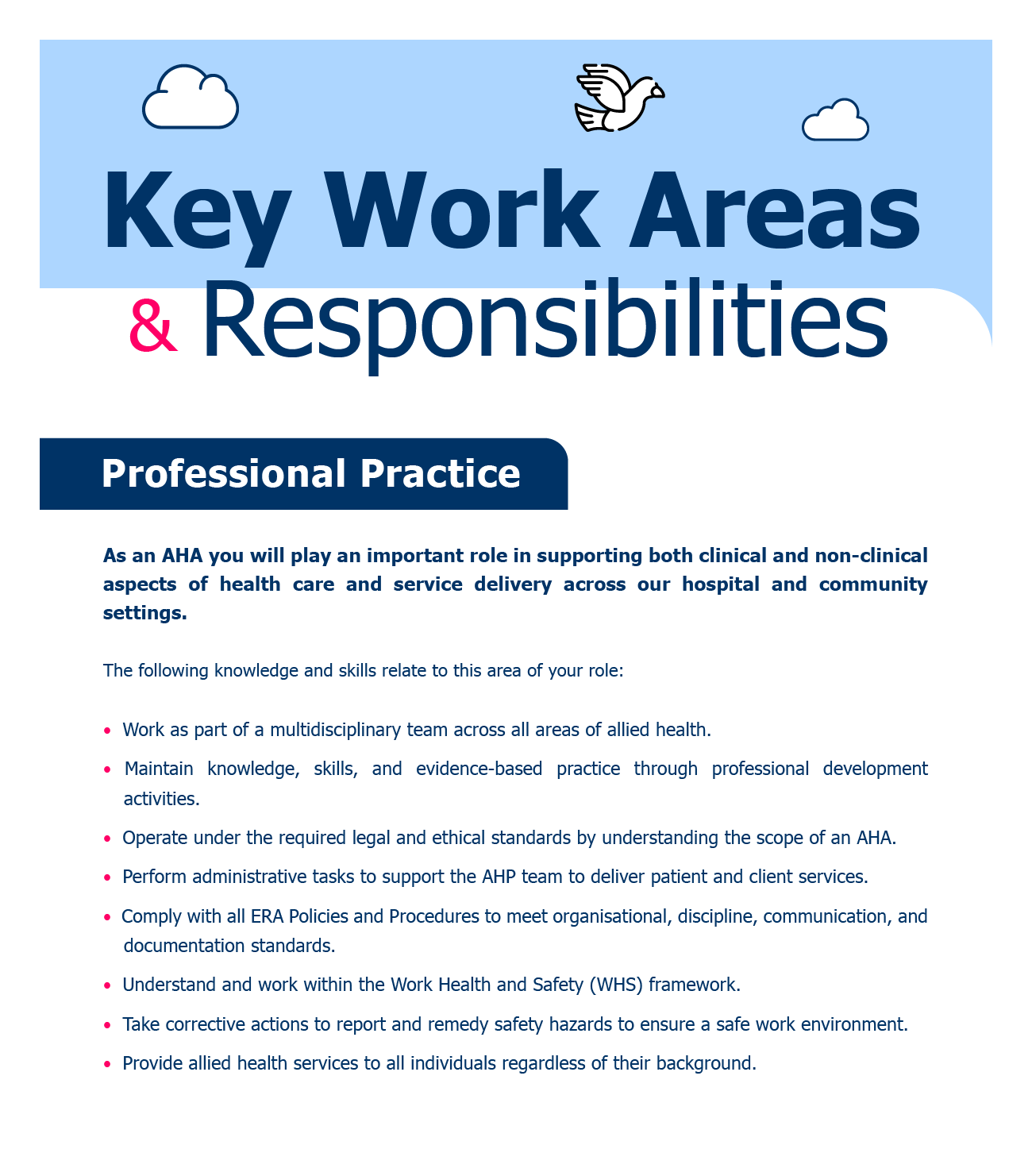 AHA PD Infographic_Middle Section_Key Work Areas & Responsibilities-01