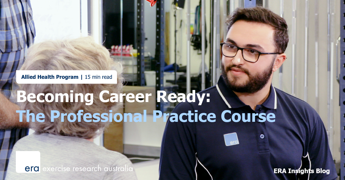 Becoming Career Ready: The Professional Practice Course