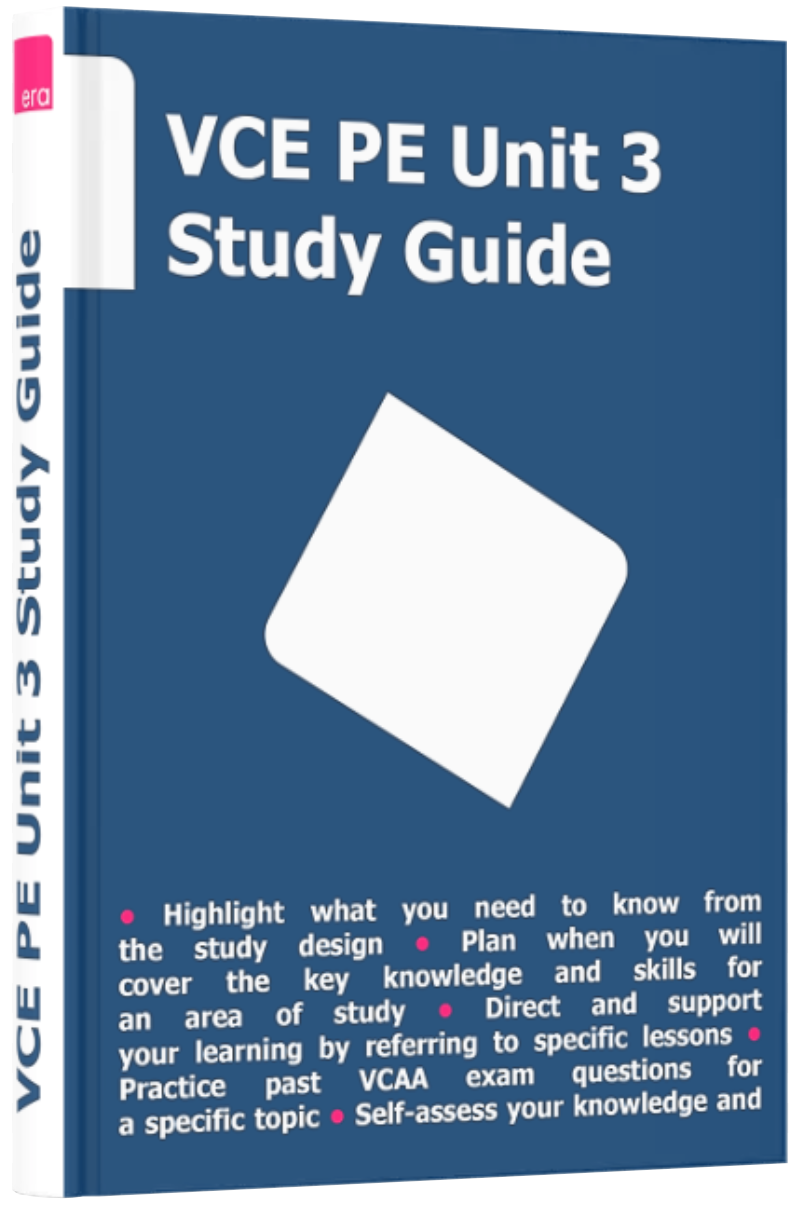 Study Guide Book Mock-up